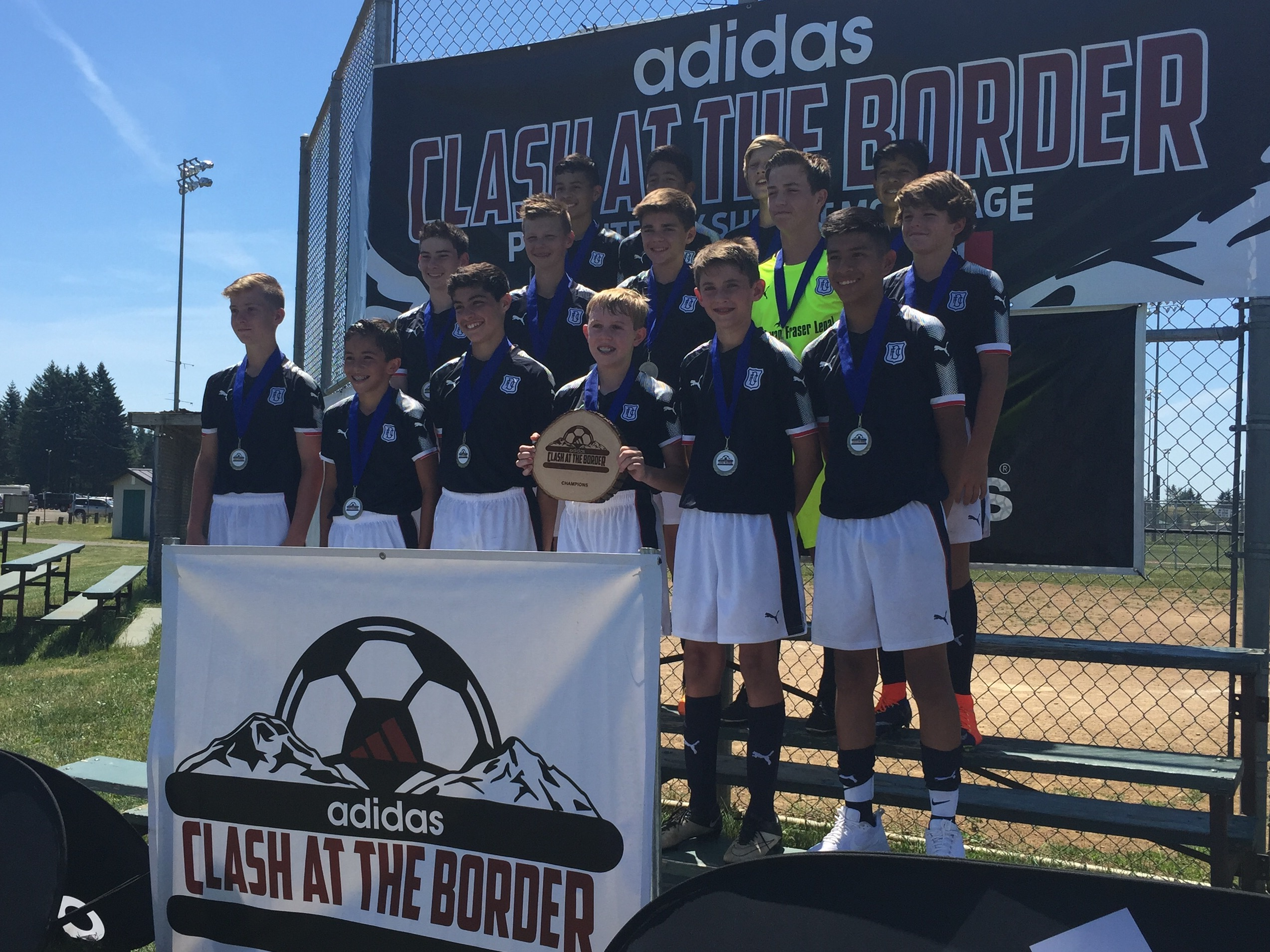 DJCT '03 Boys are Champions at Portland, OR Tournament
